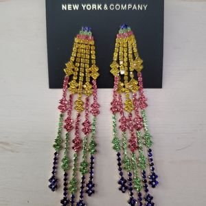 Jones New York earrings